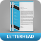 Corporate Letterhead Vol 4 - GraphicRiver Item for Sale