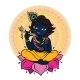 Hindu God Krishna - GraphicRiver Item for Sale