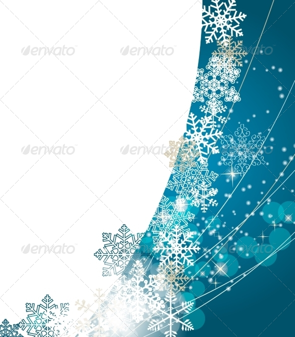 GraphicRiver Abstract Christmas and New Year Background 8319153