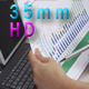 Woman Hands Working on Business Move - VideoHive Item for Sale