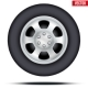 Tire or Wheel of a Car - GraphicRiver Item for Sale