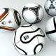Soccer Balls - 3DOcean Item for Sale