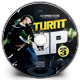 Turnt up Music CD Cover - GraphicRiver Item for Sale