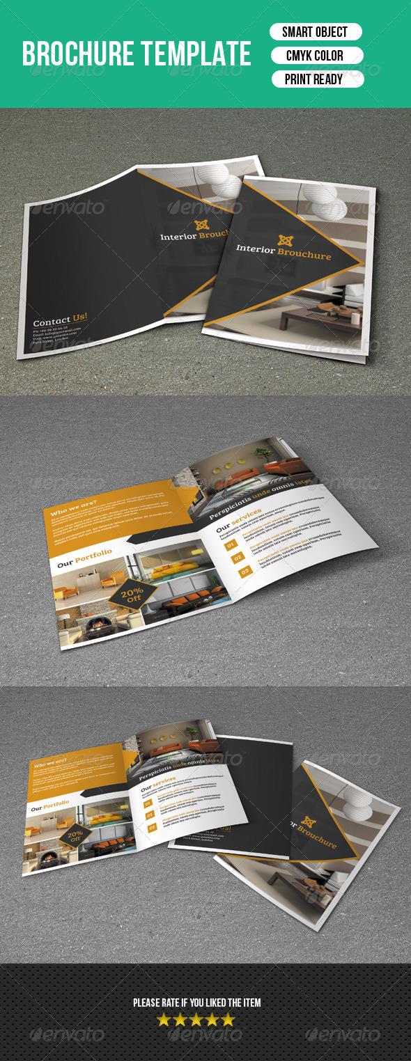 GraphicRiver Interior Bifold Template-V96 8320168