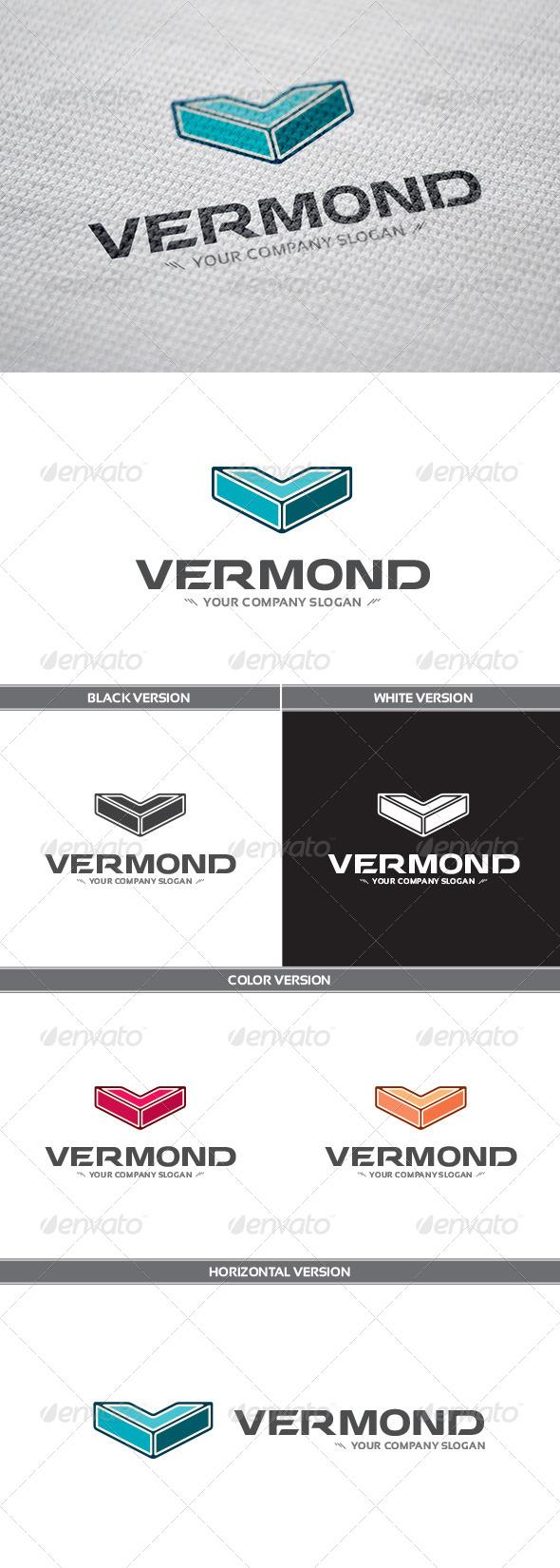 GraphicRiver Vermond Logo 8320465