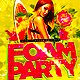 Foam Party Flyer Template PSD - GraphicRiver Item for Sale