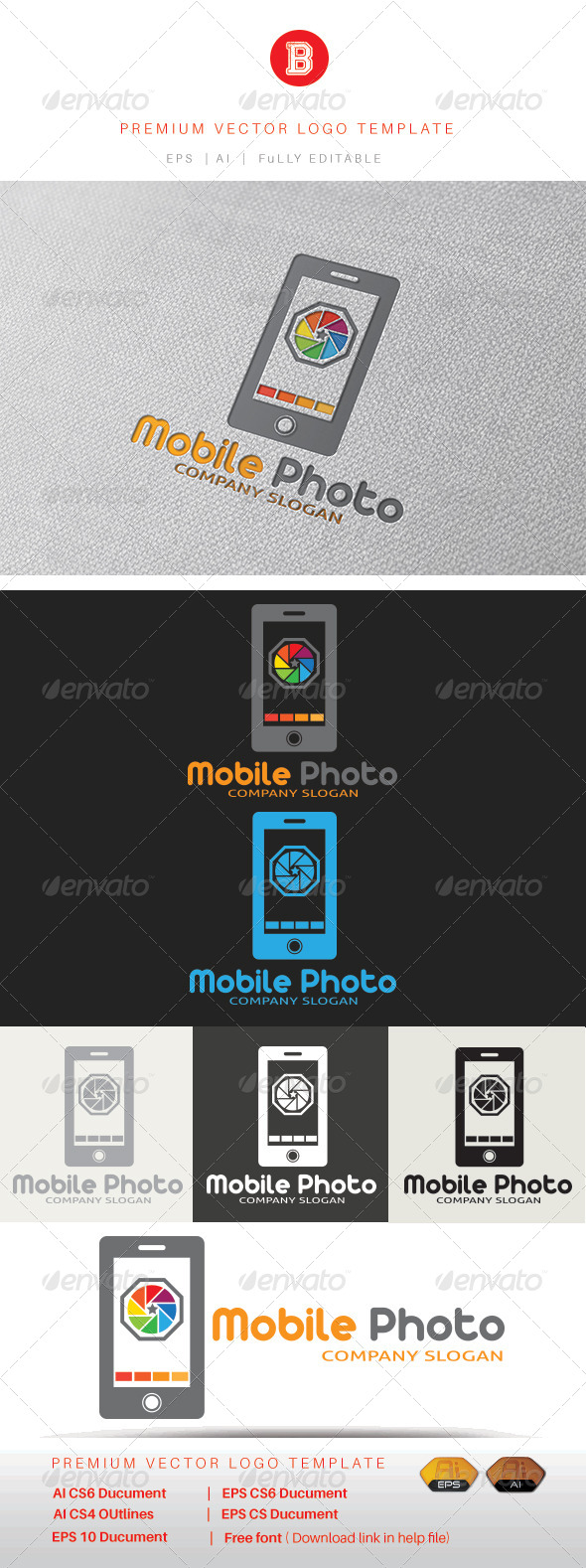 GraphicRiver Mobile Photo 8321052