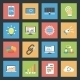 Seo Flat Icons Set - GraphicRiver Item for Sale