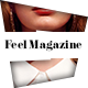 Feel Magazine - GraphicRiver Item for Sale
