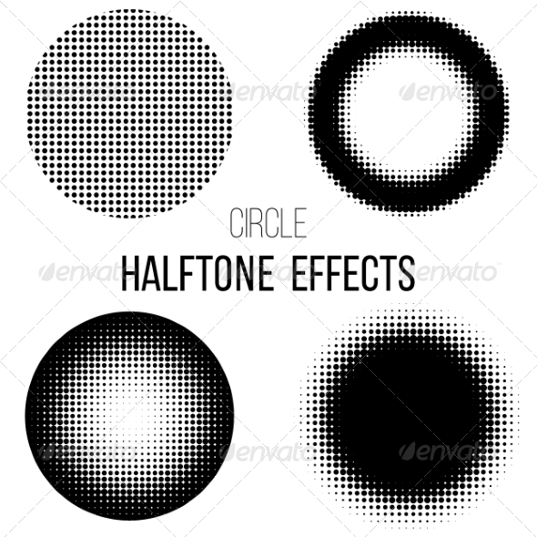 GraphicRiver Abstract Halftone 8321867