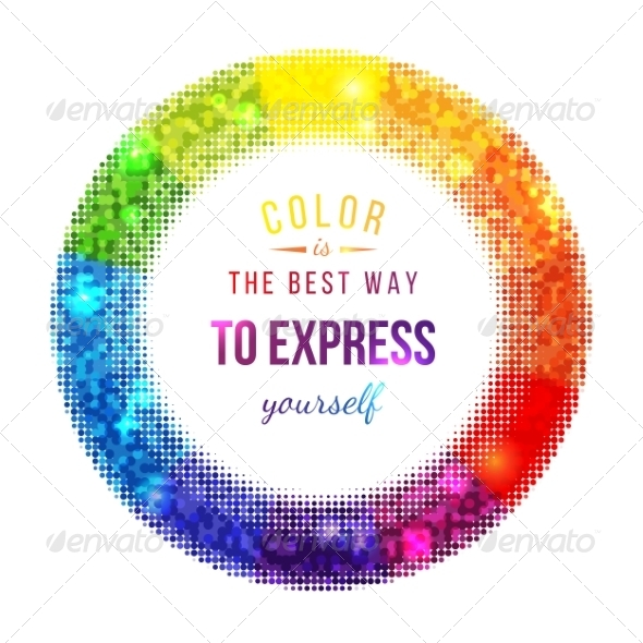 GraphicRiver Color Wheel 8321921