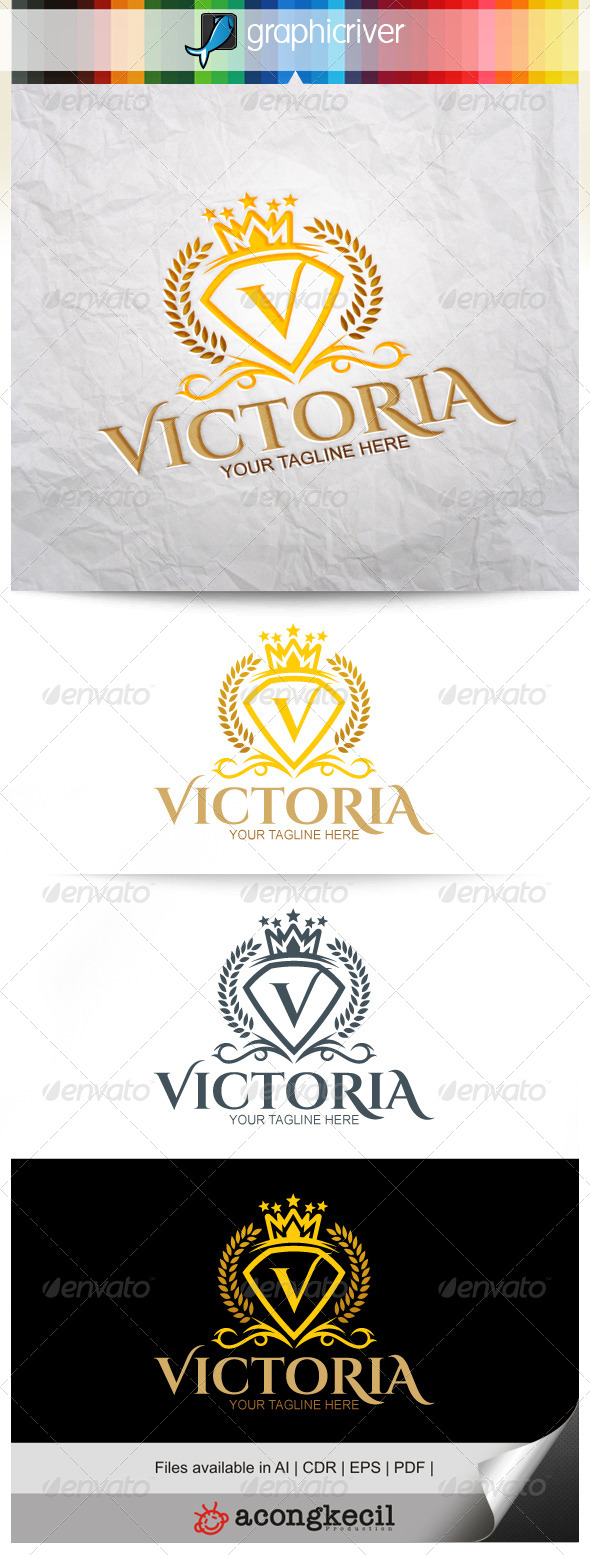 GraphicRiver Victoria 8322123