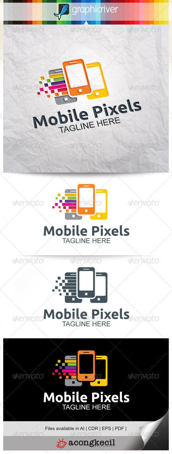GraphicRiver Mobile Pixels 8322160