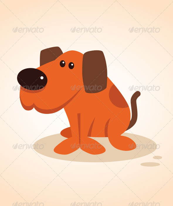 GraphicRiver Dog 8323040