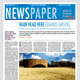 Newspaper 24 Pages - GraphicRiver Item for Sale