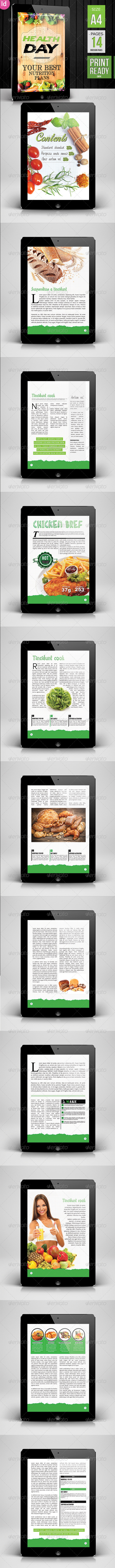 GraphicRiver Fresh E-book 8323451