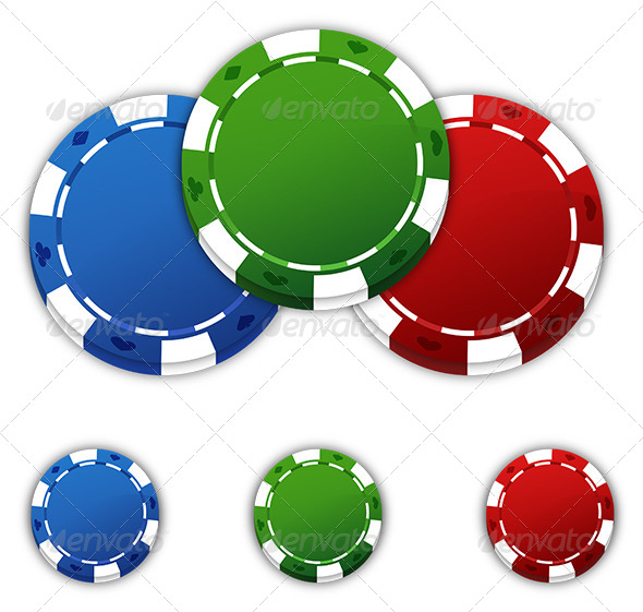GraphicRiver Poker Chips 8323789
