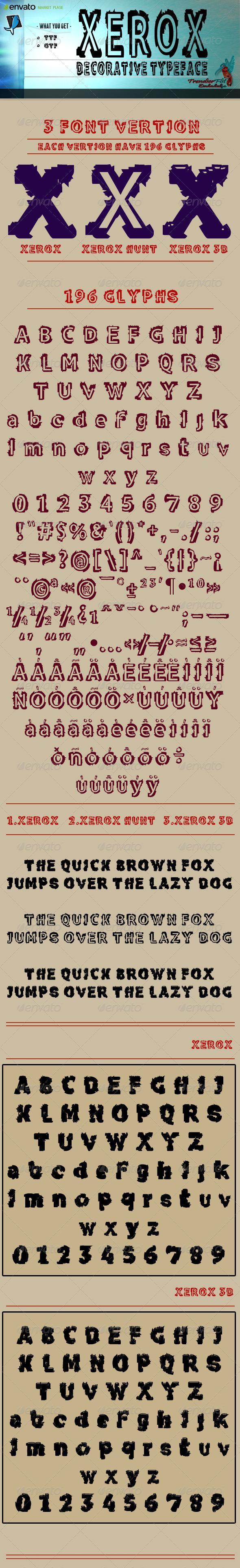 GraphicRiver Xerox 8324141