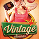 Vintage Sounds  - GraphicRiver Item for Sale