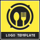 Food Tracker Logo Template - GraphicRiver Item for Sale