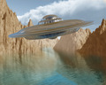 Flying saucer - PhotoDune Item for Sale