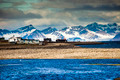 Beautiful scenic view of Spitsbergen (Svalbard island), Norway - PhotoDune Item for Sale