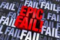 An Epic Fail - PhotoDune Item for Sale