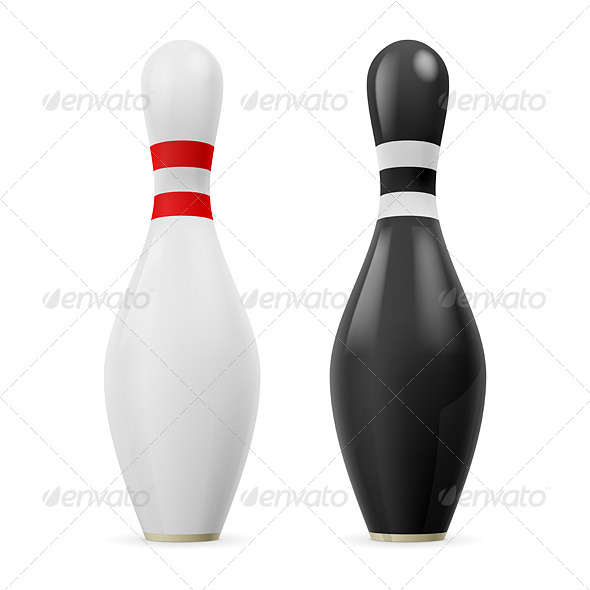 GraphicRiver Black and White Skittles 8325340