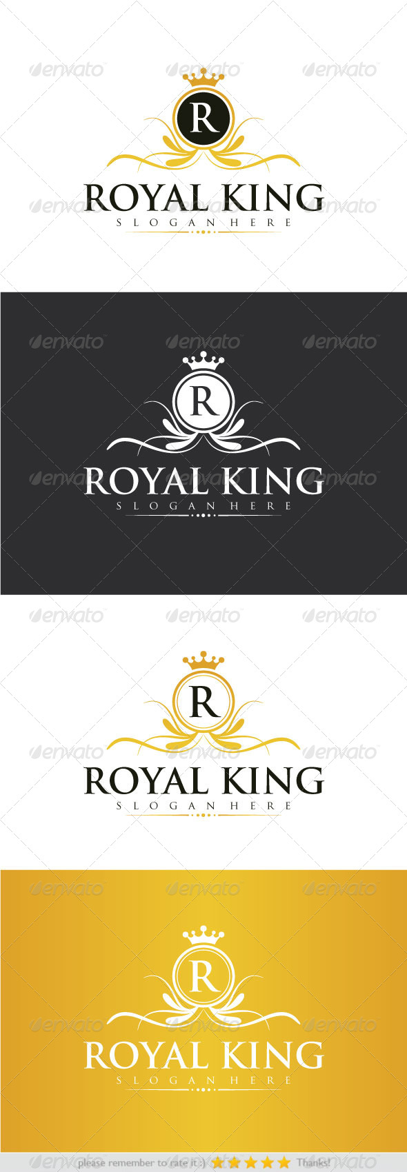 GraphicRiver Royal King 8325379