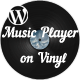 HTML5 Vinyl Music Player - WP Plugin