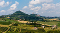 Typical Italian landscape in Tuscany - PhotoDune Item for Sale