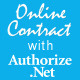 WP Online Contract Authorize.net Payments