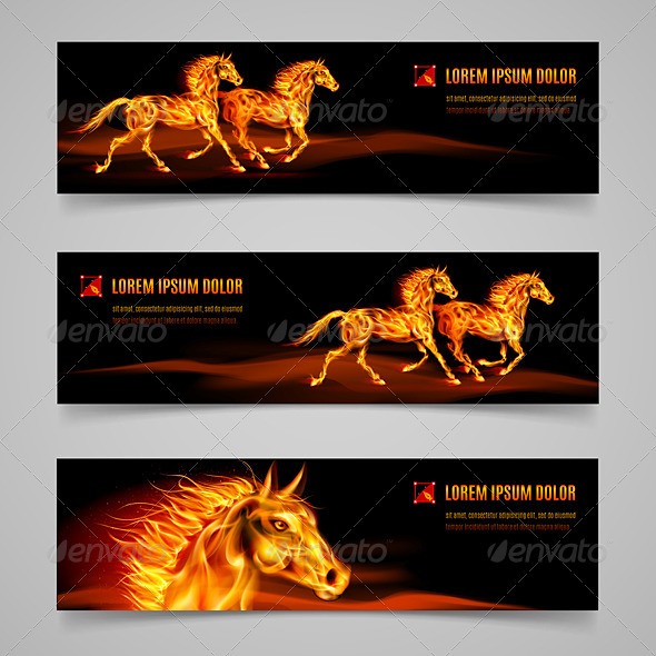 GraphicRiver Flaming Speed 8325763