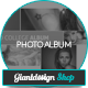 Photography Album - Multipurpose Catalog - GraphicRiver Item for Sale