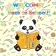 Cartoon Panda with Book - GraphicRiver Item for Sale