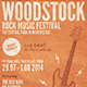 Rock Festival Flyer/Poster - GraphicRiver Item for Sale
