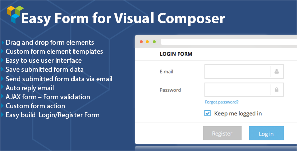 CodeCanyon Easy Form for Visual Composer 8326593