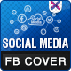 Social Media Marketing Facebook Cover - GraphicRiver Item for Sale