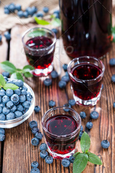 Blueberry Liqueur - PhotoDune Item for Sale