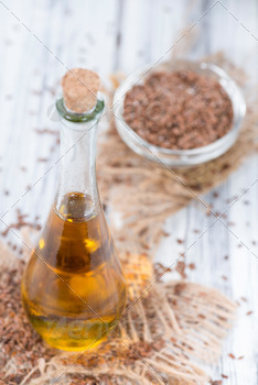 Healthy Linseed Oil - PhotoDune Item for Sale