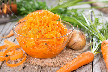 Carrot Salad - PhotoDune Item for Sale