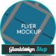 Flyer Mock Up - GraphicRiver Item for Sale