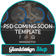 Photography - Coming Soon Page - GraphicRiver Item for Sale