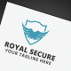 Royal Secure Logo - GraphicRiver Item for Sale