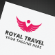 Royal Travel Logo - GraphicRiver Item for Sale