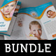 3 in 1 Spa Wellness Brochure Bundle 02 - GraphicRiver Item for Sale