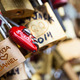 Locks of Pont Des Arts in Paris, France - Love Bridge - PhotoDune Item for Sale