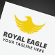 Royal Eagle Logo - GraphicRiver Item for Sale