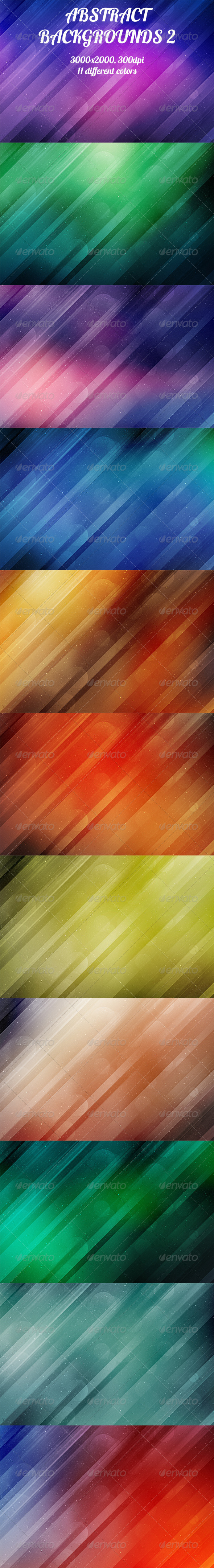 GraphicRiver Abstract Backgrounds 2 8328661
