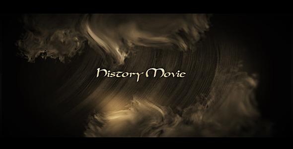 History Movie Opener